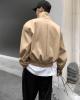 Бомбер Attitude Studio Crop Collar Bomber Jacket (5)