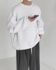 Свитшот DAZO Studio Wafer Lightweight Sweatshirt (12)