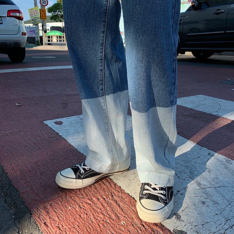 Джинсы Cui Layout Studio Combo Jeans Straight Fit (10)
