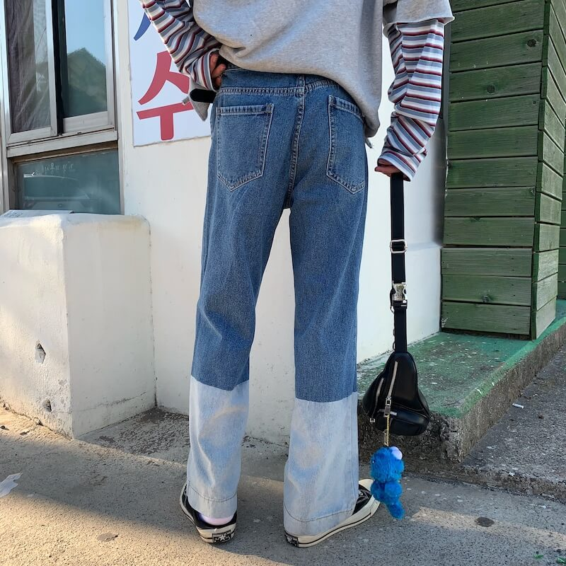Джинсы Cui Layout Studio Combo Jeans Straight Fit (9)