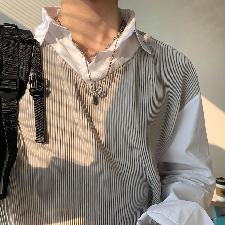 Жилет Cui Layout Studio V-Neck Corduroy Vest (2)