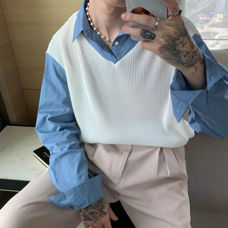 Жилет Cui Layout Studio V-Neck Corduroy Vest (6)