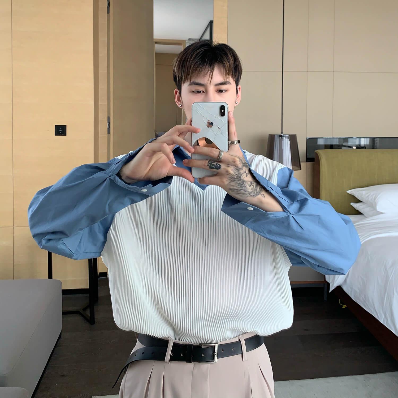 Жилет Cui Layout Studio V-Neck Corduroy Vest (7)