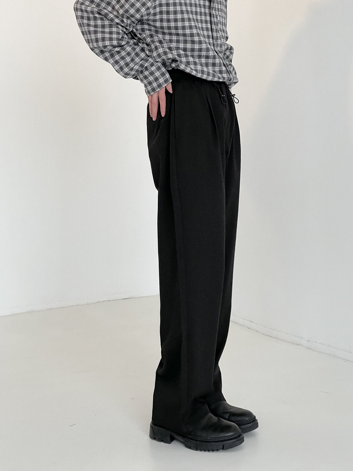 Брюки DAZO Studio Loose Falling Down Pants (14)