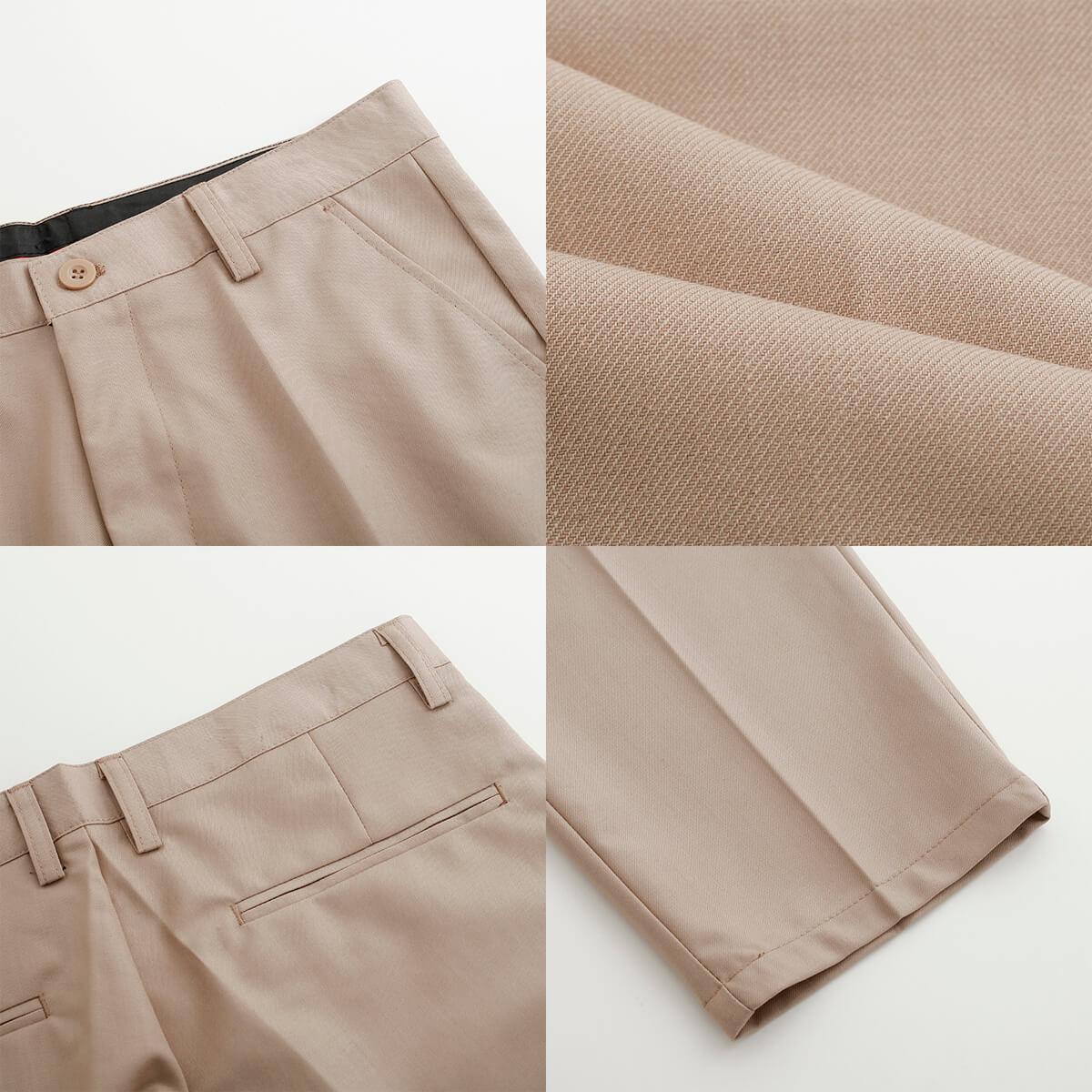 Брюки DAZO Studio Straight Crop Basic Pants (11)