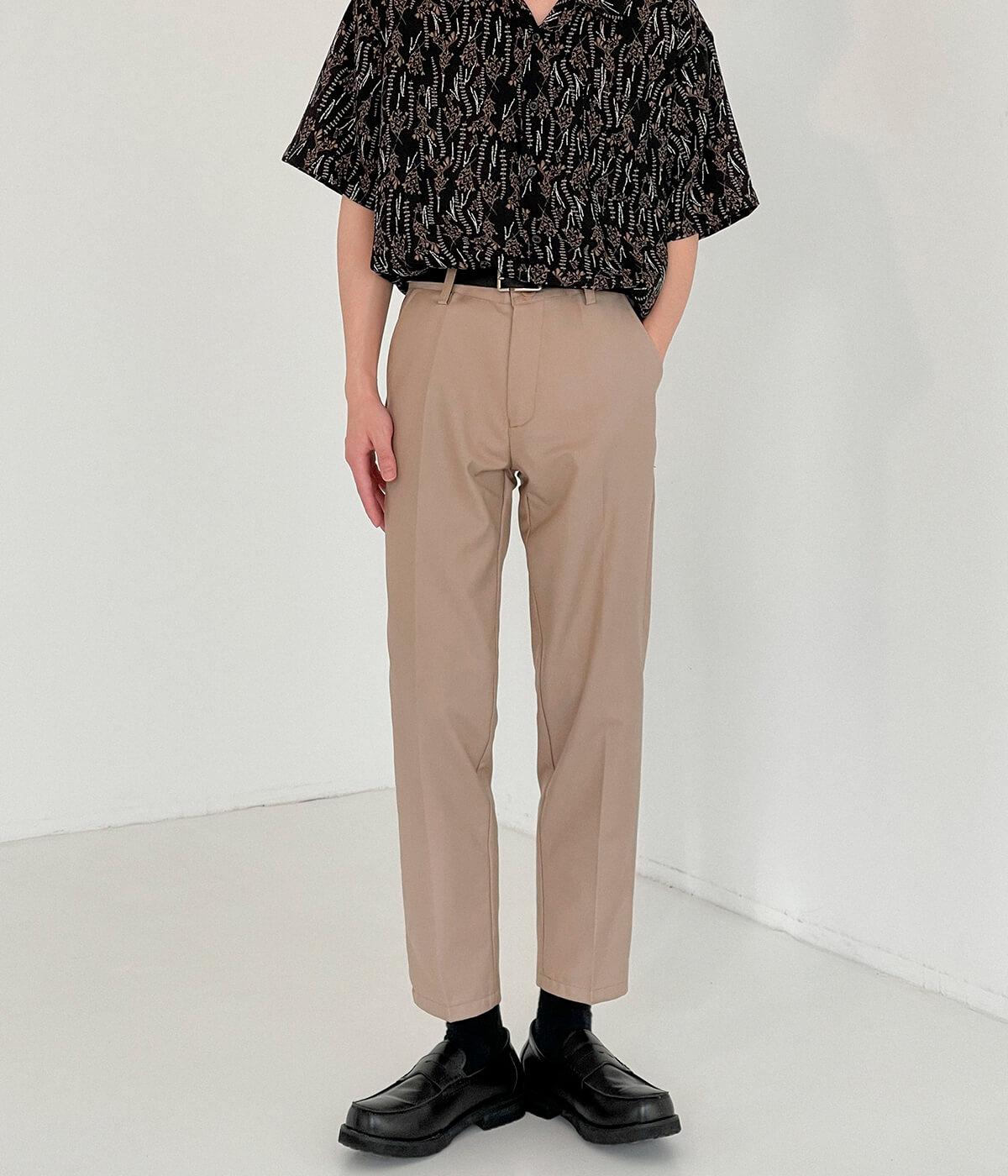 Брюки DAZO Studio Straight Crop Basic Pants (2)