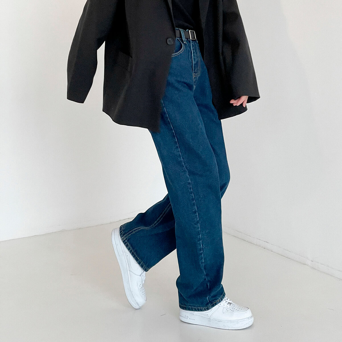 Джинсы DAZO Studio Straight Dark Classic Jeans (1)