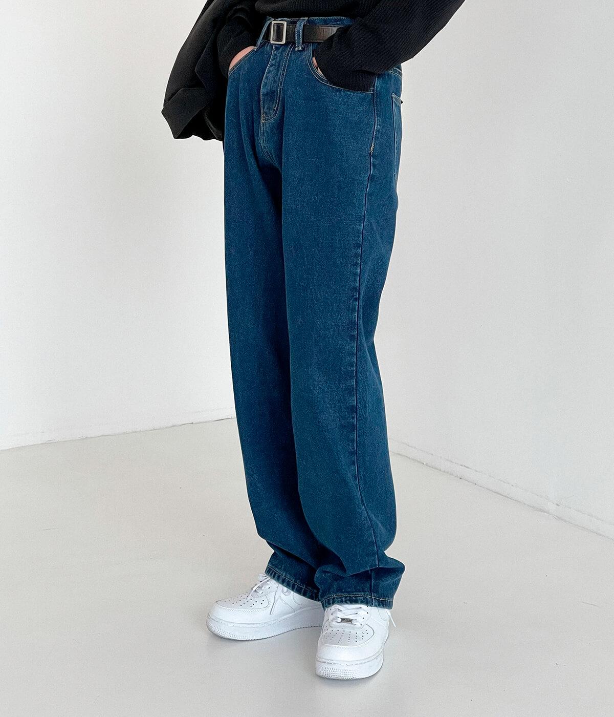 Джинсы DAZO Studio Straight Dark Classic Jeans (2)