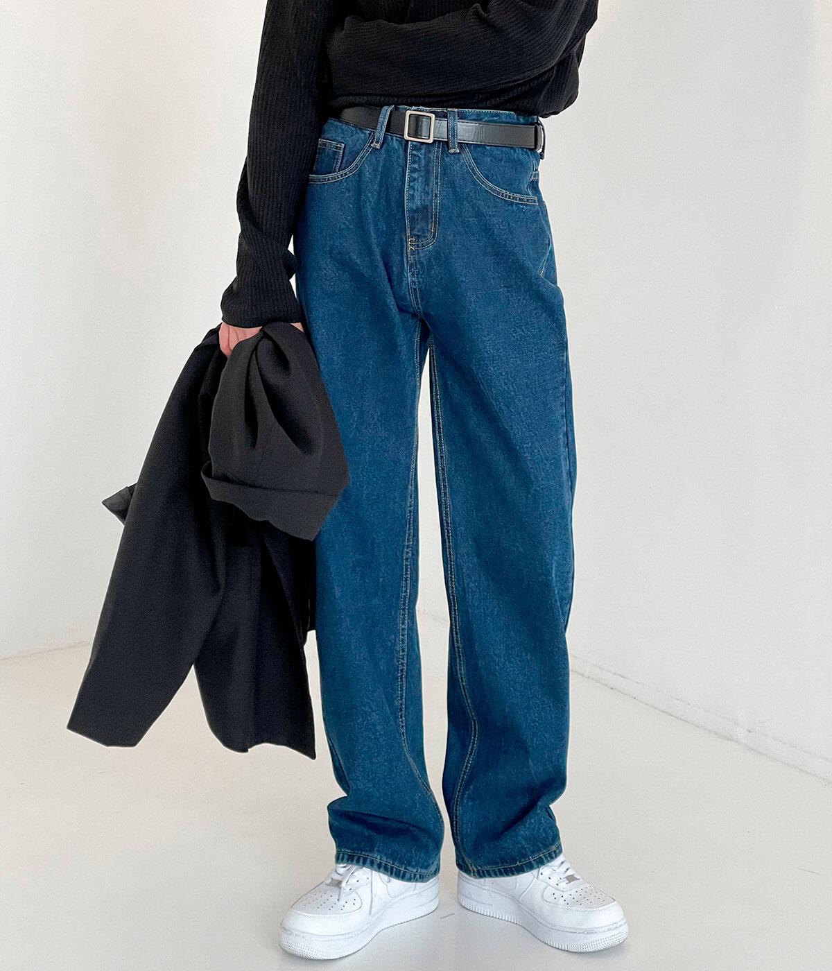 Джинсы DAZO Studio Straight Dark Classic Jeans (3)
