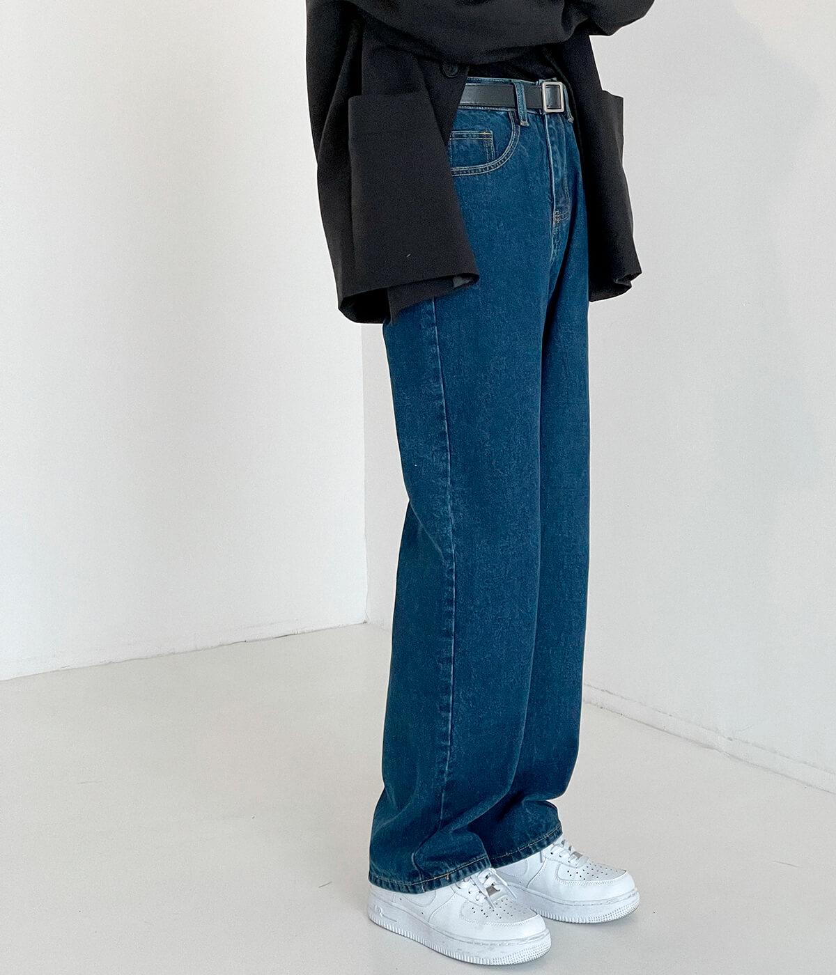Джинсы DAZO Studio Straight Dark Classic Jeans (5)