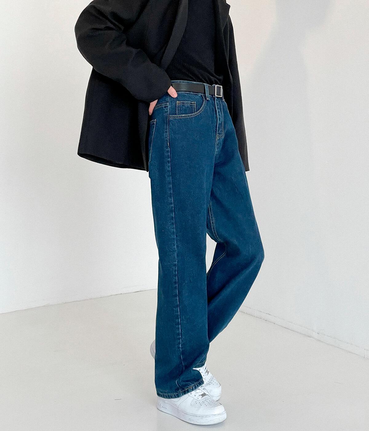 Джинсы DAZO Studio Straight Dark Classic Jeans (6)