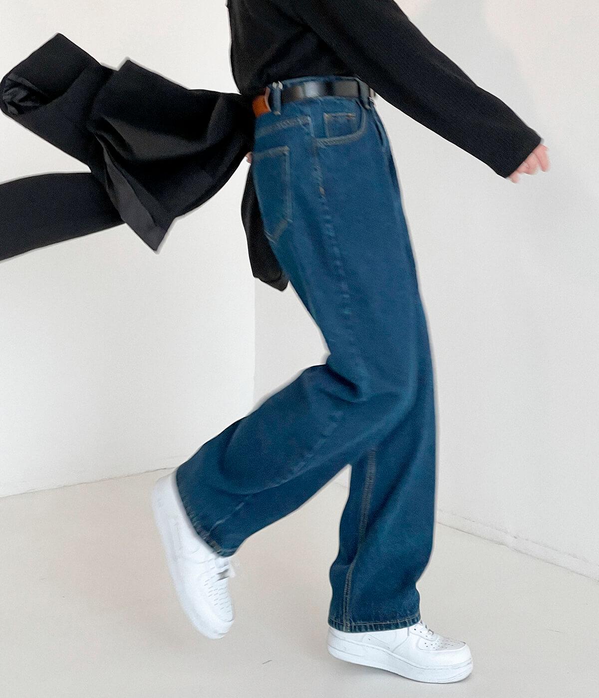 Джинсы DAZO Studio Straight Dark Classic Jeans (7)