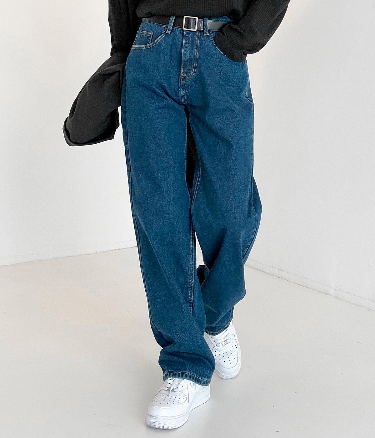 Джинсы DAZO Studio Straight Dark Classic Jeans (9)