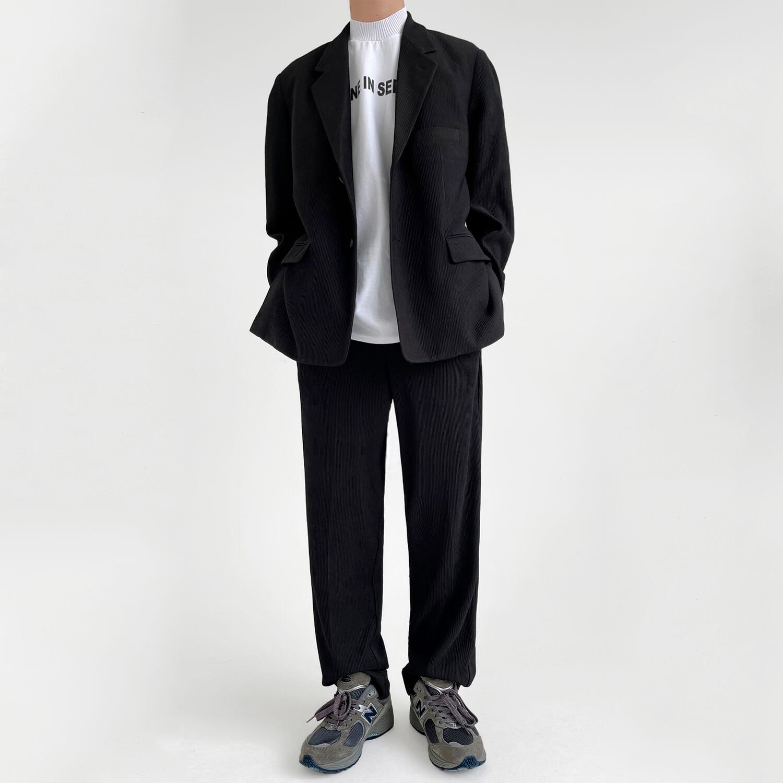 Костюм GB Studio Corduroy Suit Blazer & Pants (1)