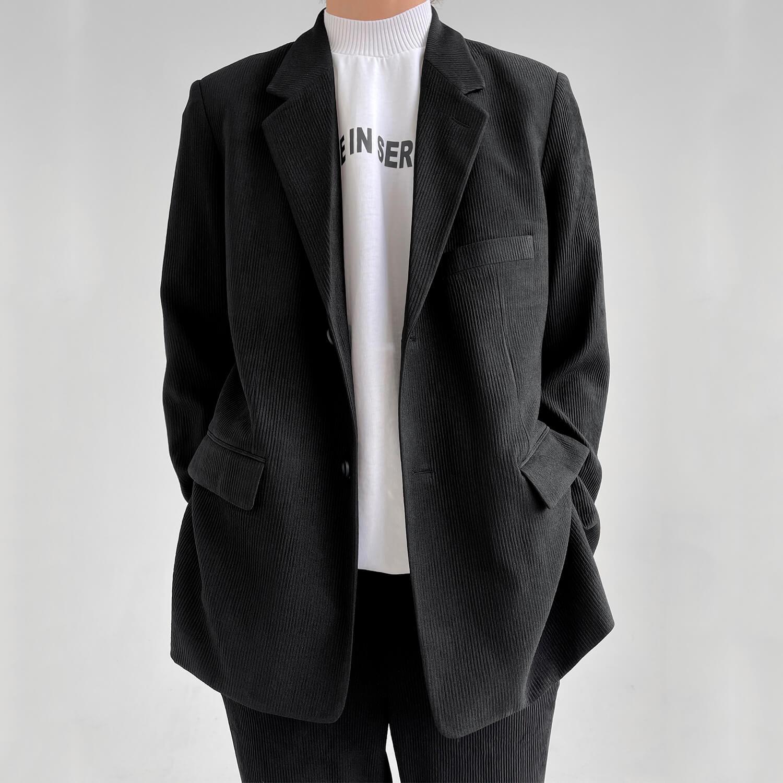 Костюм GB Studio Corduroy Suit Blazer & Pants (2)