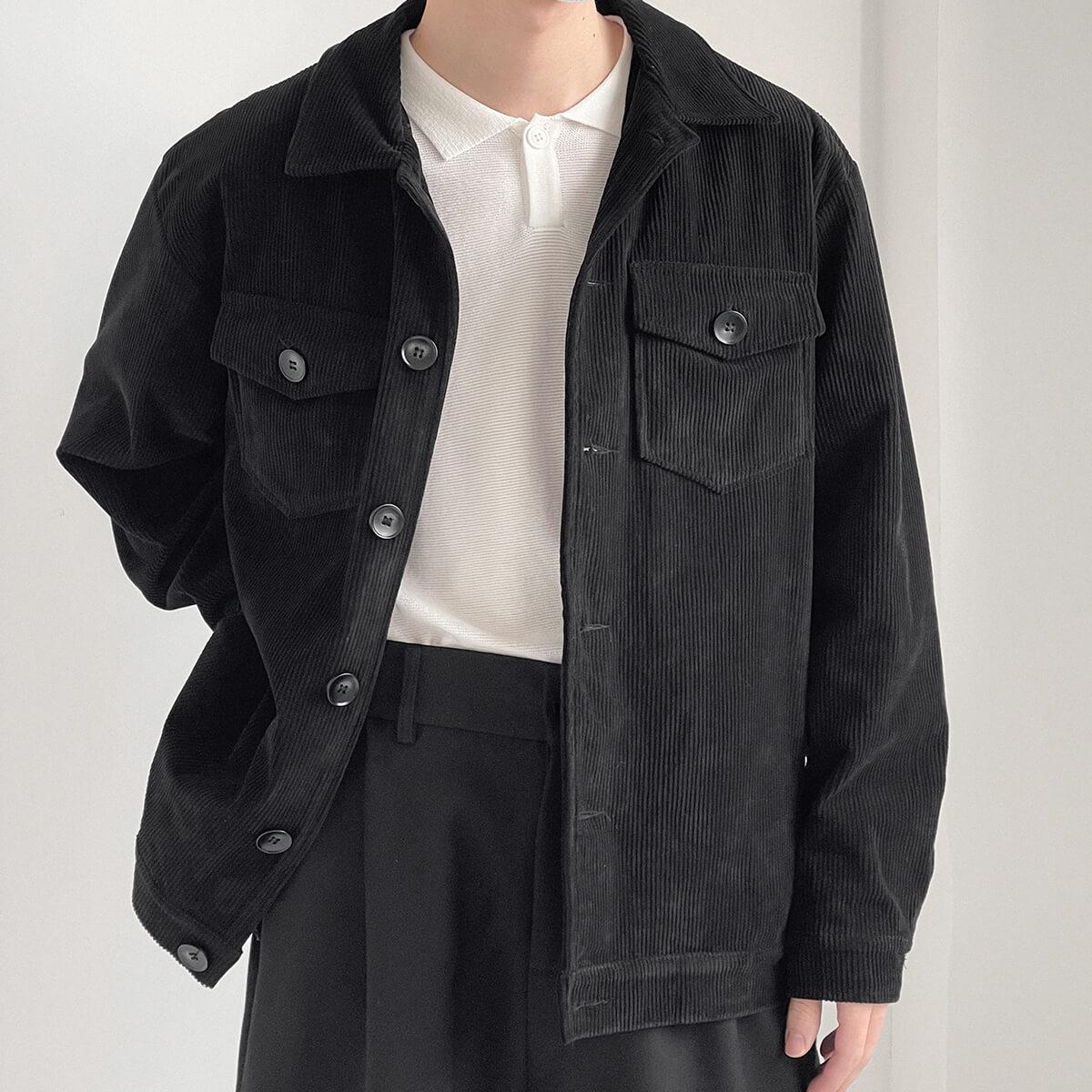 Куртка DAZO Studio Basic Corduroy Jacket (1)