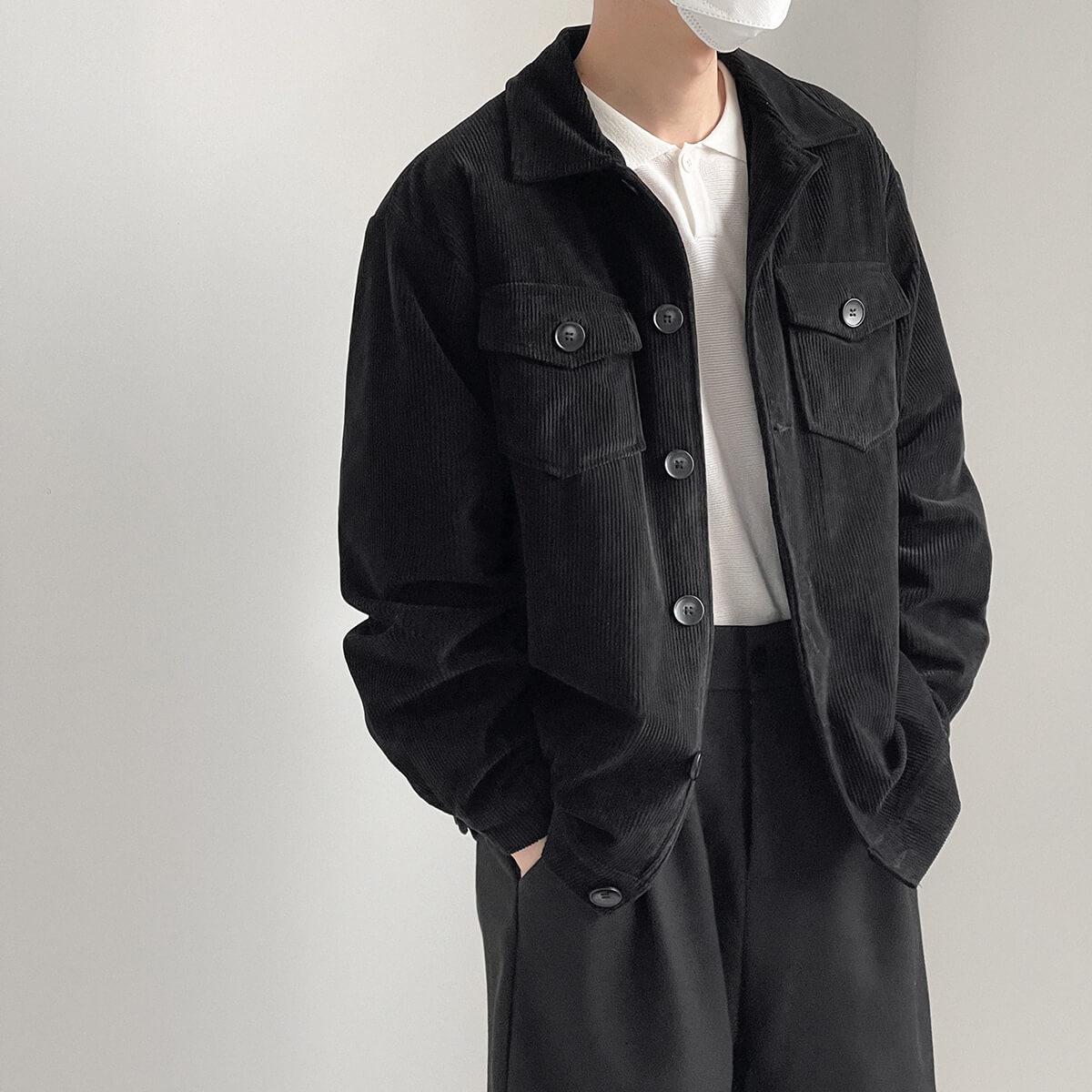 Куртка DAZO Studio Basic Corduroy Jacket (2)