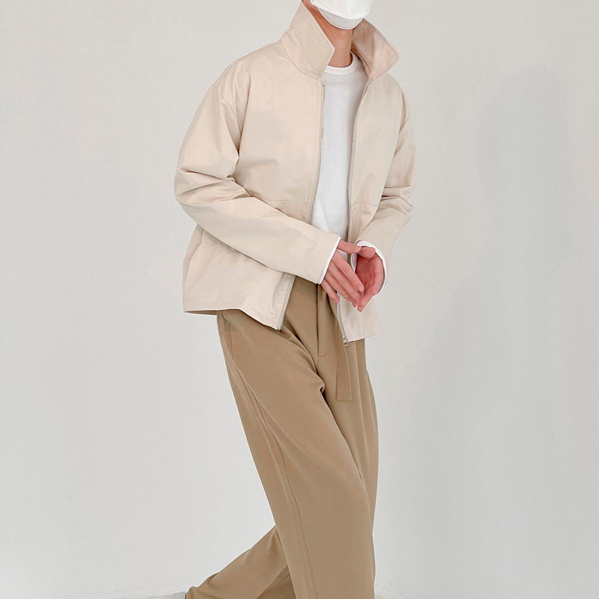 Куртка DAZO Studio Crop Jacket Minimal Design (1)