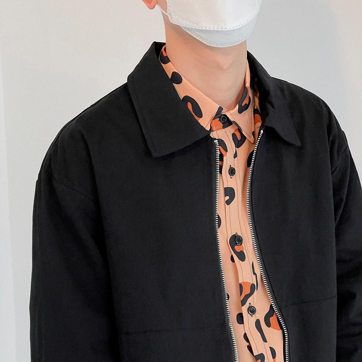 Куртка DAZO Studio Crop Jacket Minimal Design (10)