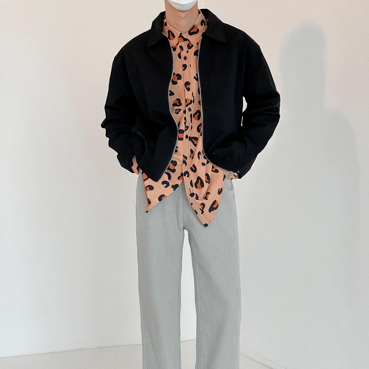 Куртка DAZO Studio Crop Jacket Minimal Design (11)