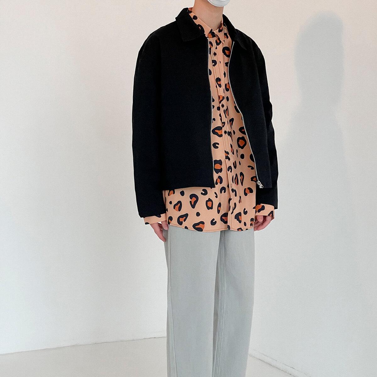 Куртка DAZO Studio Crop Jacket Minimal Design (12)