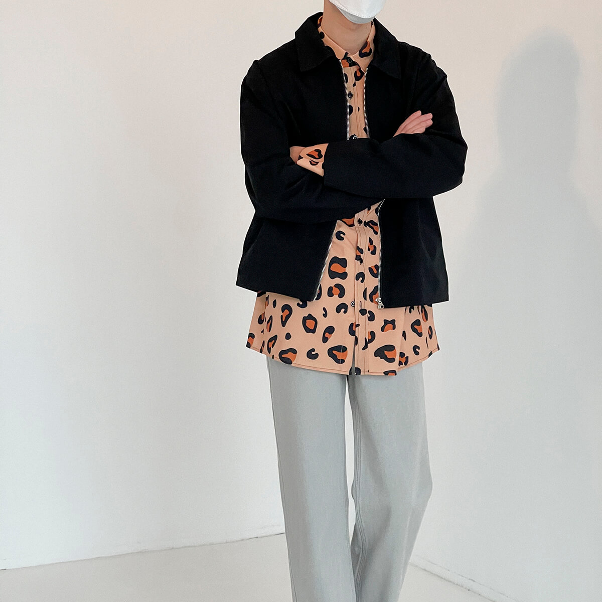 Куртка DAZO Studio Crop Jacket Minimal Design (14)