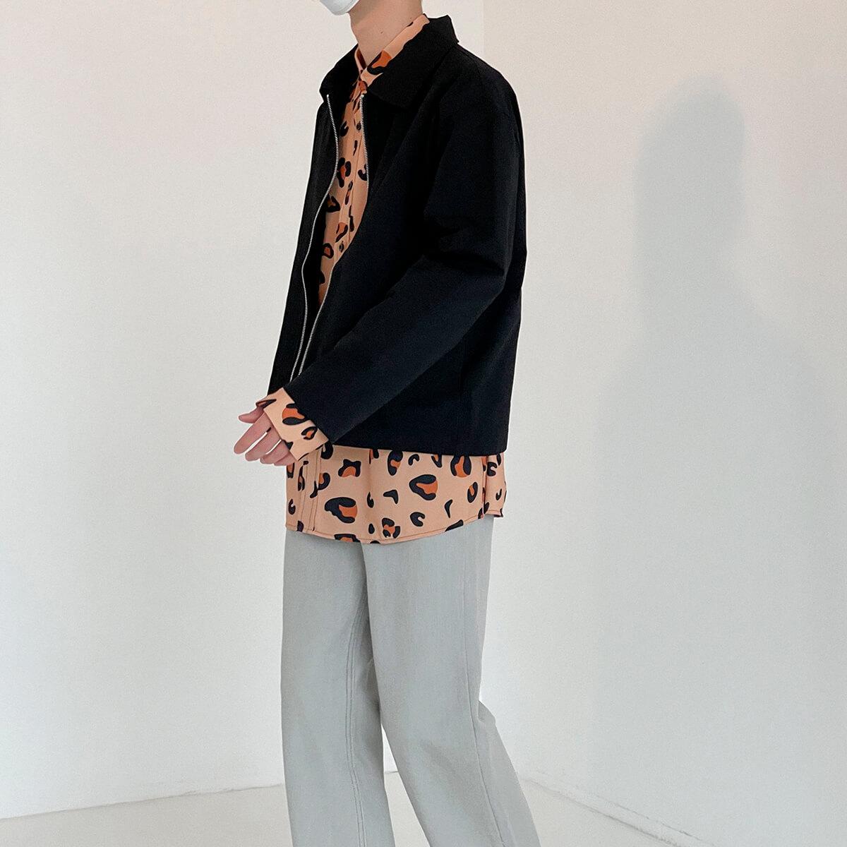 Куртка DAZO Studio Crop Jacket Minimal Design (15)