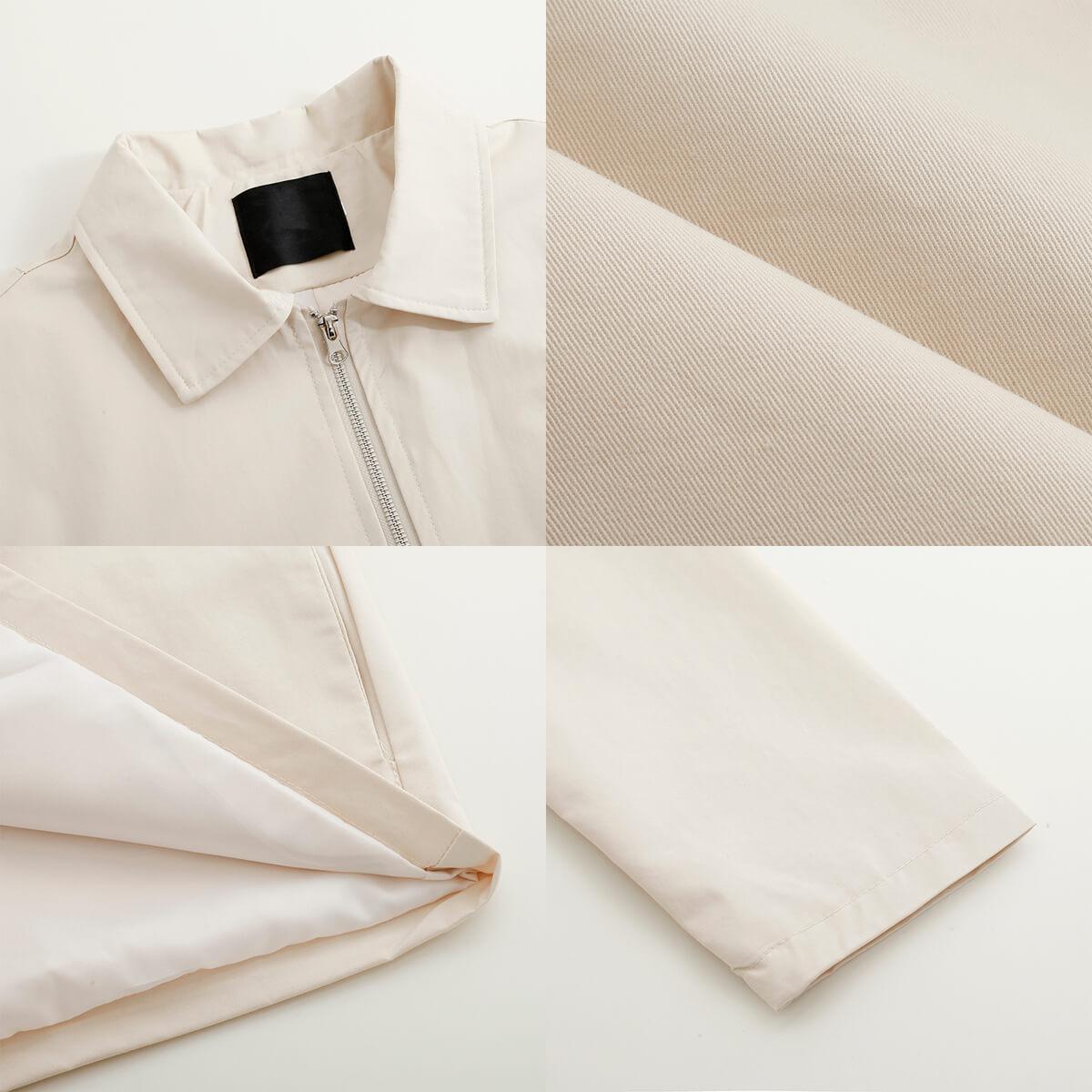 Куртка DAZO Studio Crop Jacket Minimal Design (16)