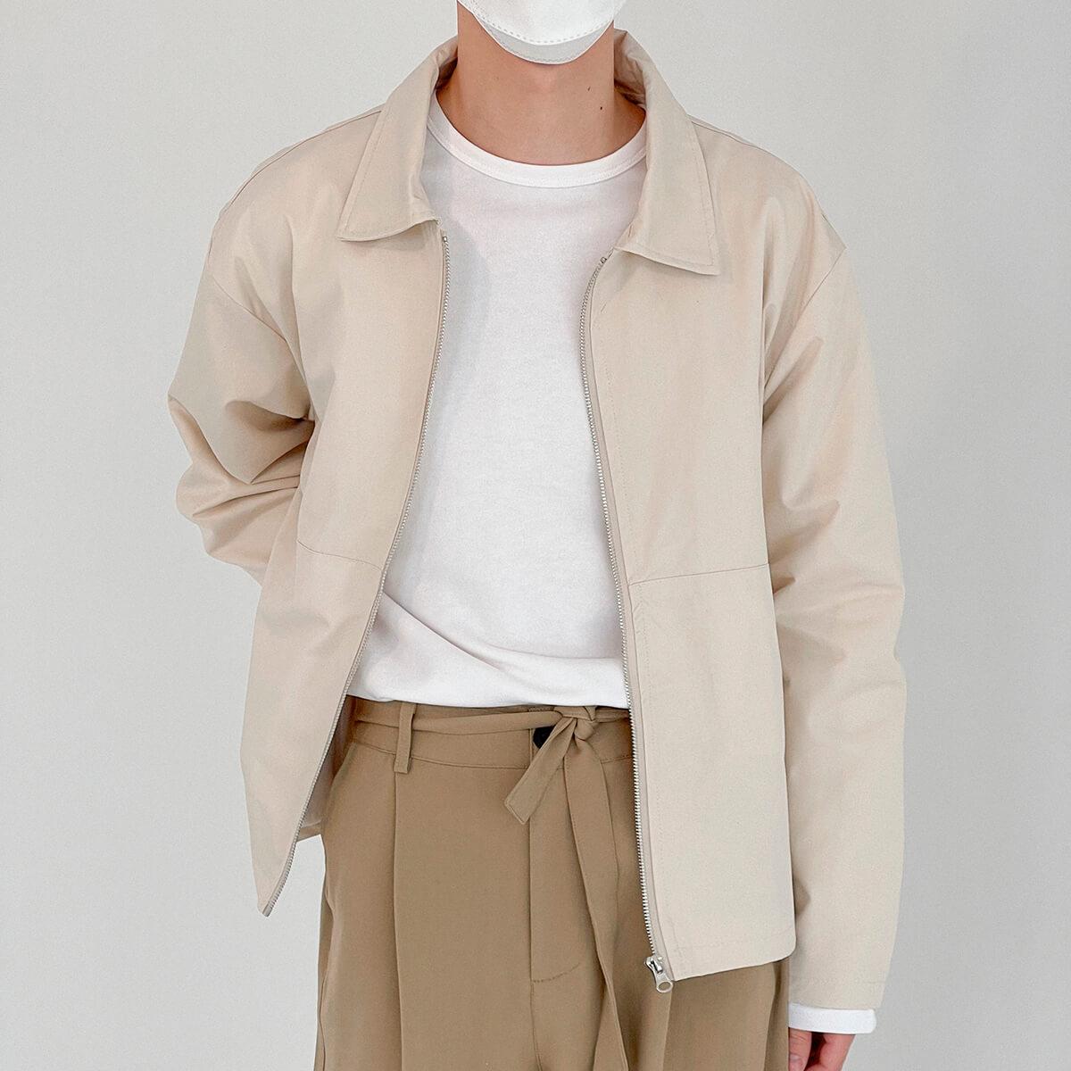 Куртка DAZO Studio Crop Jacket Minimal Design (2)