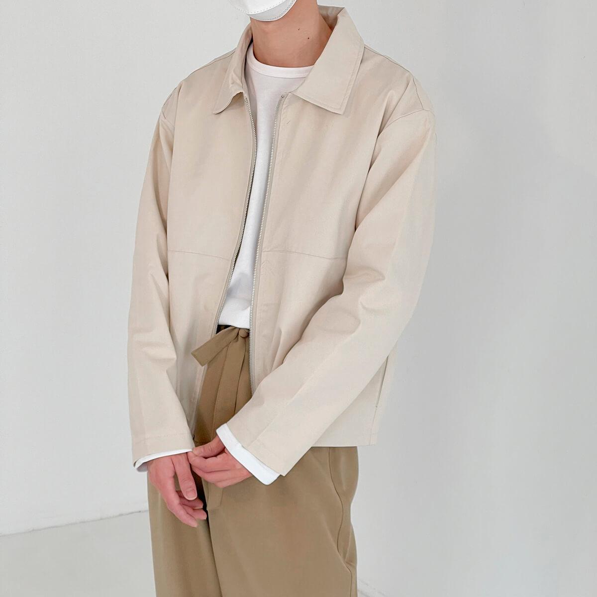 Куртка DAZO Studio Crop Jacket Minimal Design (4)