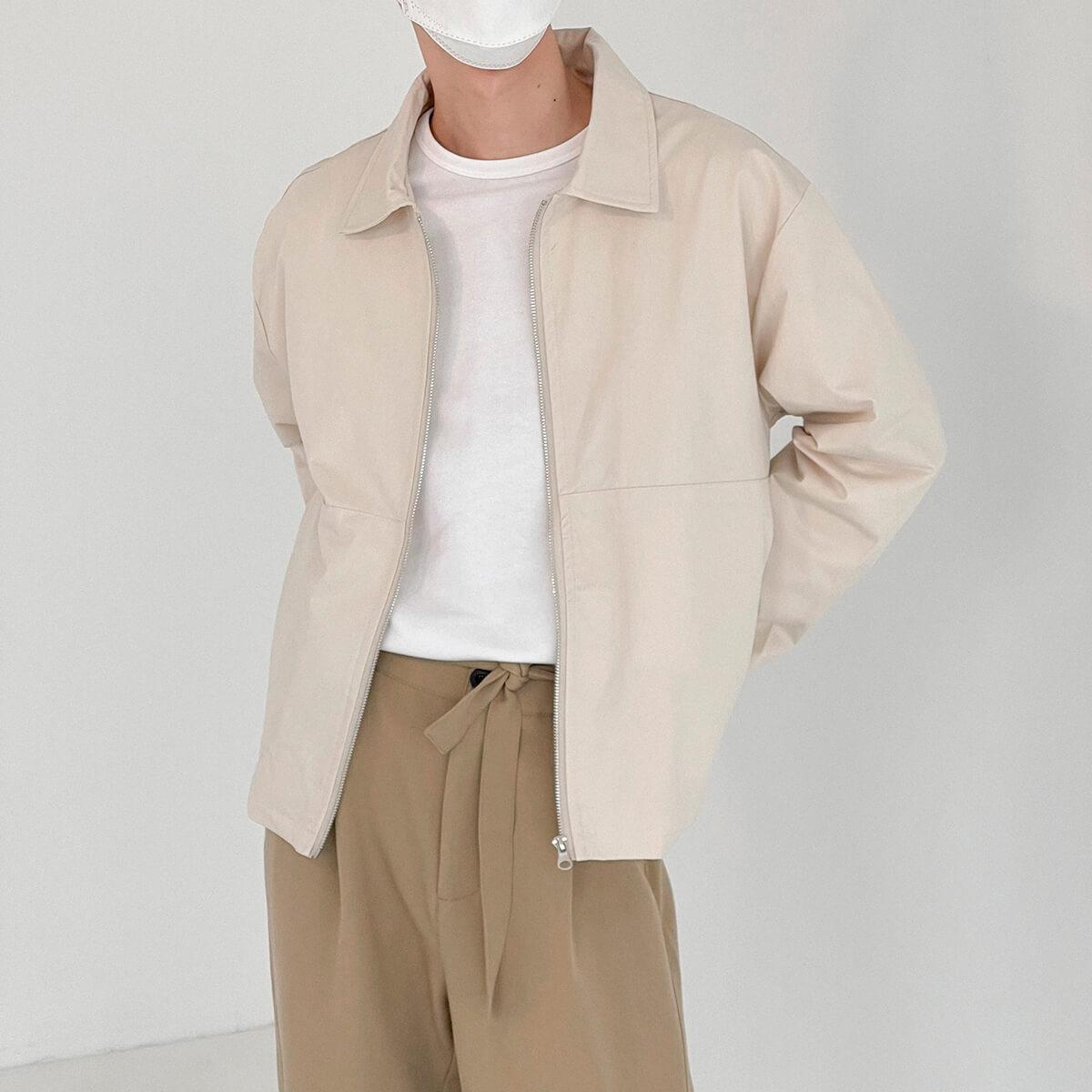 Куртка DAZO Studio Crop Jacket Minimal Design (5)