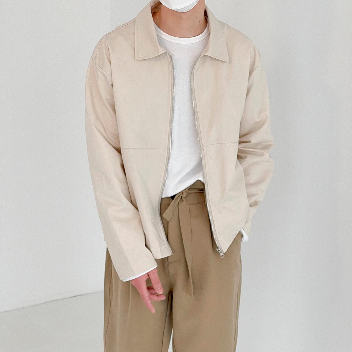 Куртка DAZO Studio Crop Jacket Minimal Design (6)
