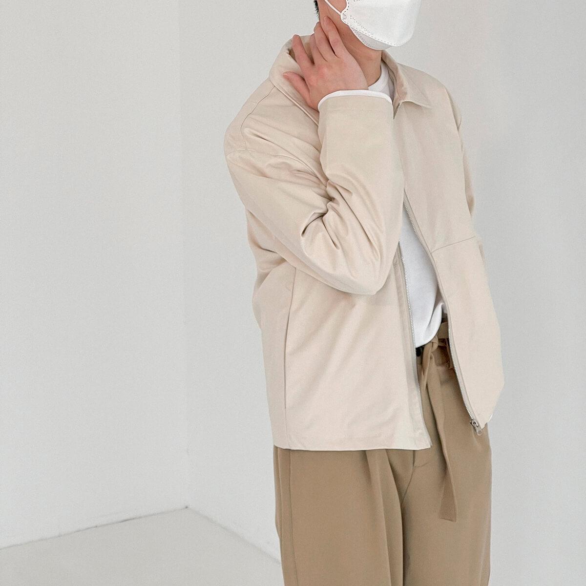 Куртка DAZO Studio Crop Jacket Minimal Design (7)