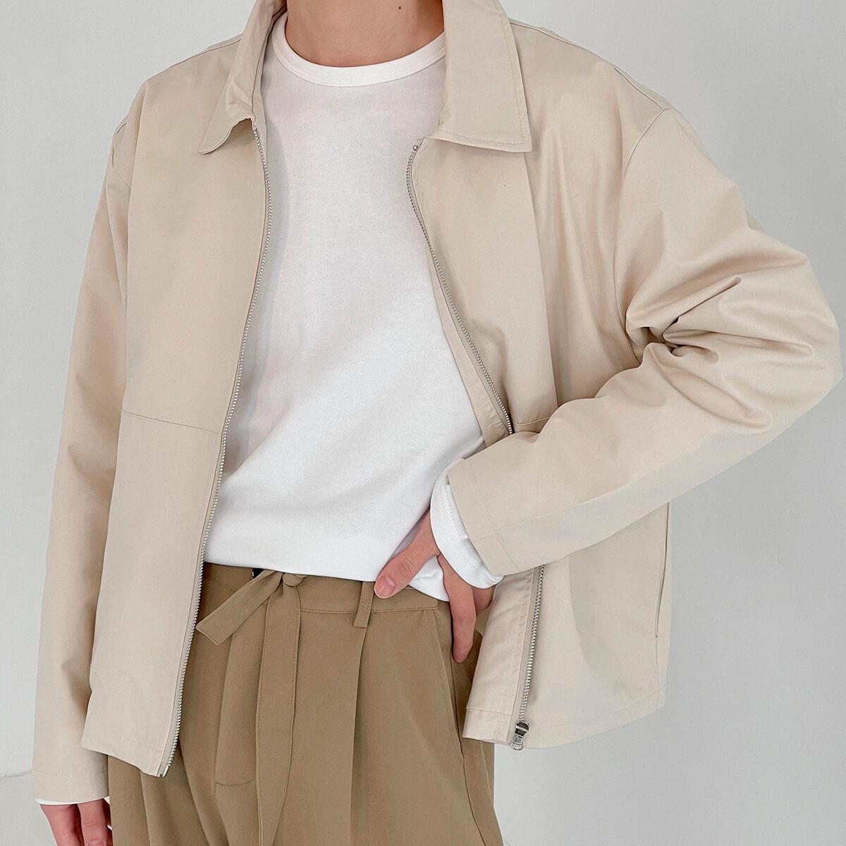 Куртка DAZO Studio Crop Jacket Minimal Design (8)