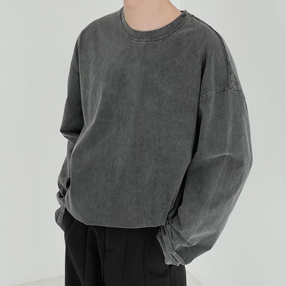 Лонгслив DAZO Studio Sweatshirt Grunge Shade (1)