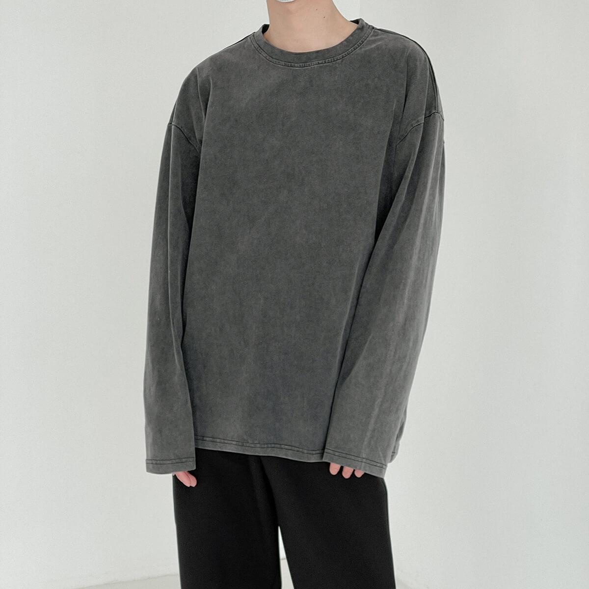 Лонгслив DAZO Studio Sweatshirt Grunge Shade (3)