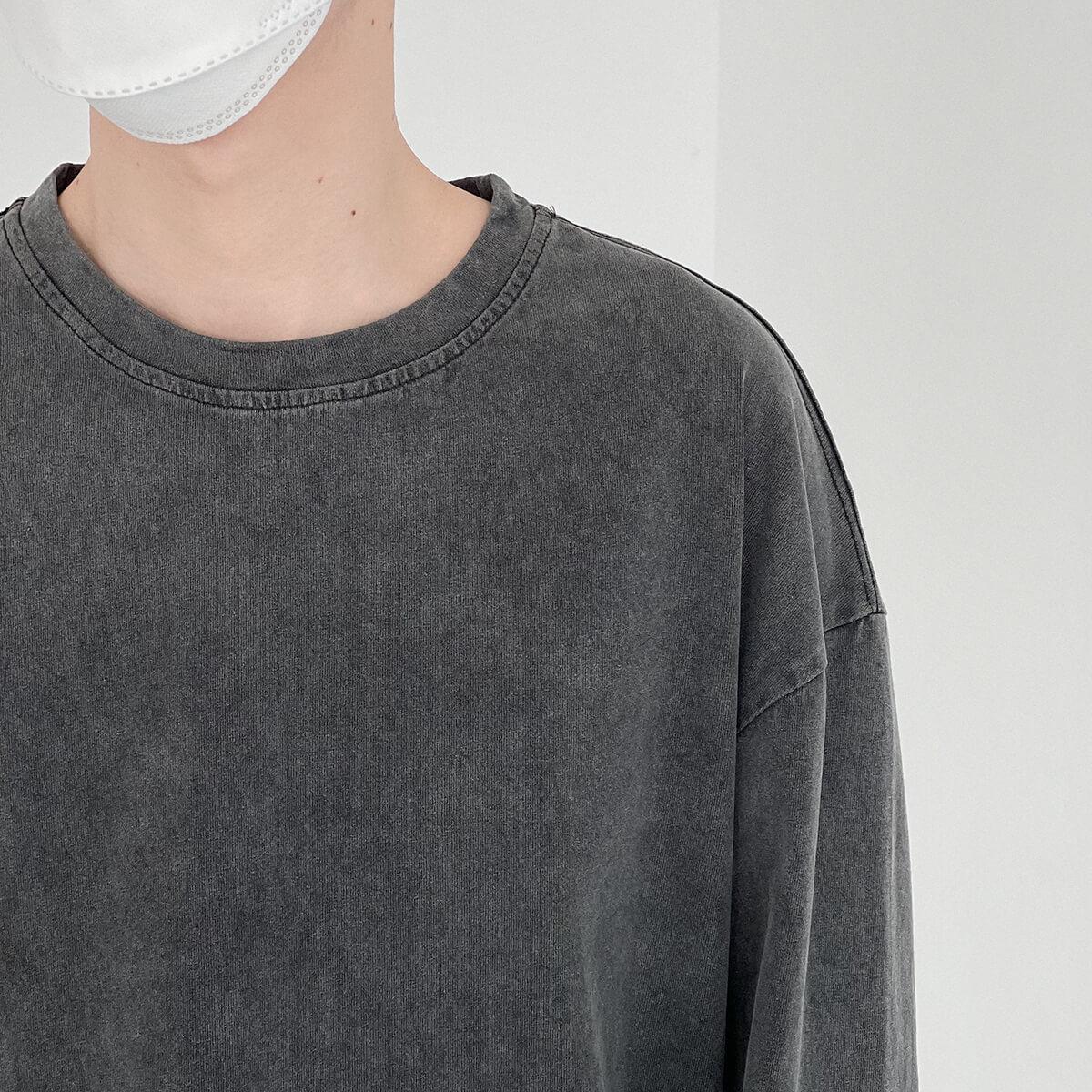 Лонгслив DAZO Studio Sweatshirt Grunge Shade (7)
