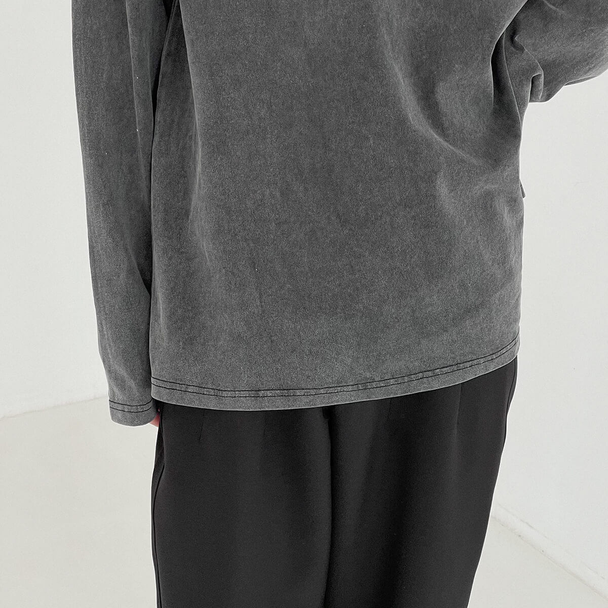 Лонгслив DAZO Studio Sweatshirt Grunge Shade (8)