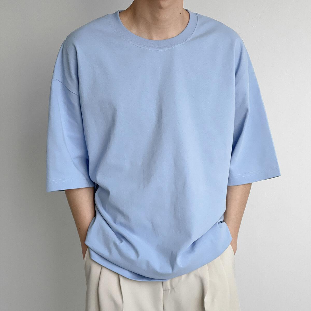 Футболка DAZO Studio Basic T-shirt Trending Tones (2)