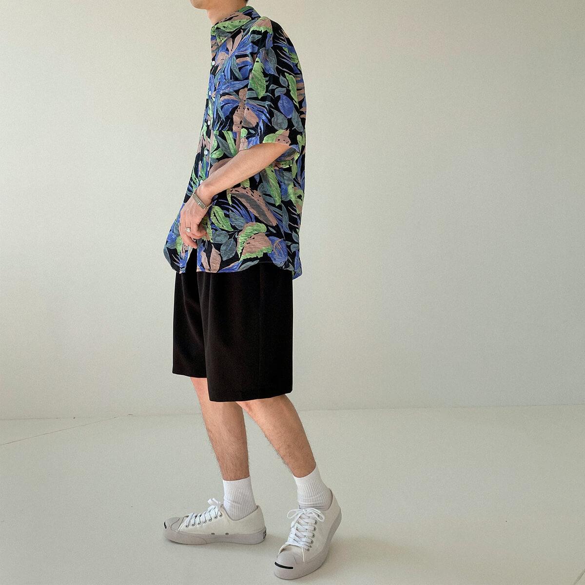Шорты DAZO Studio Basic Draped Shorts (10)