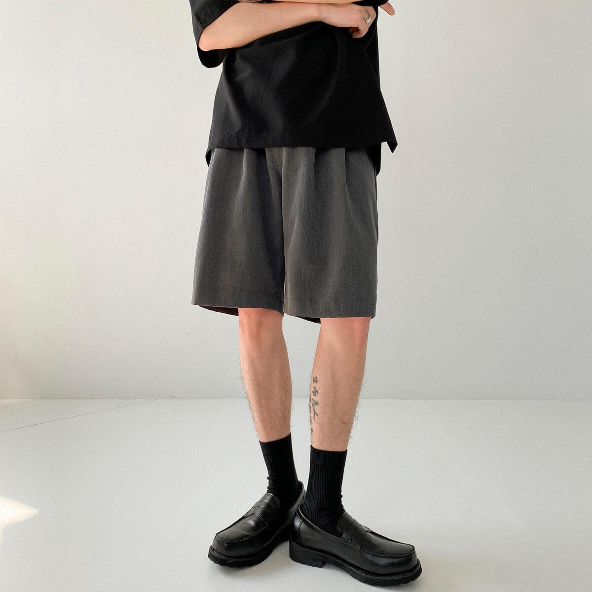 Шорты DAZO Studio Basic Draped Shorts (3)