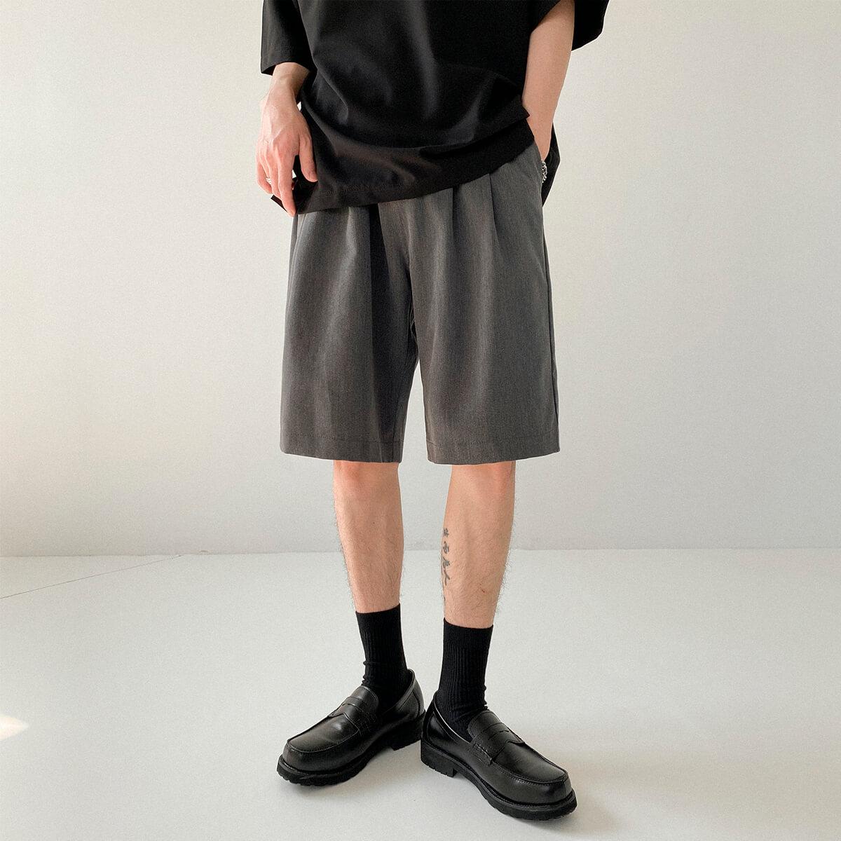 Шорты DAZO Studio Basic Draped Shorts (4)