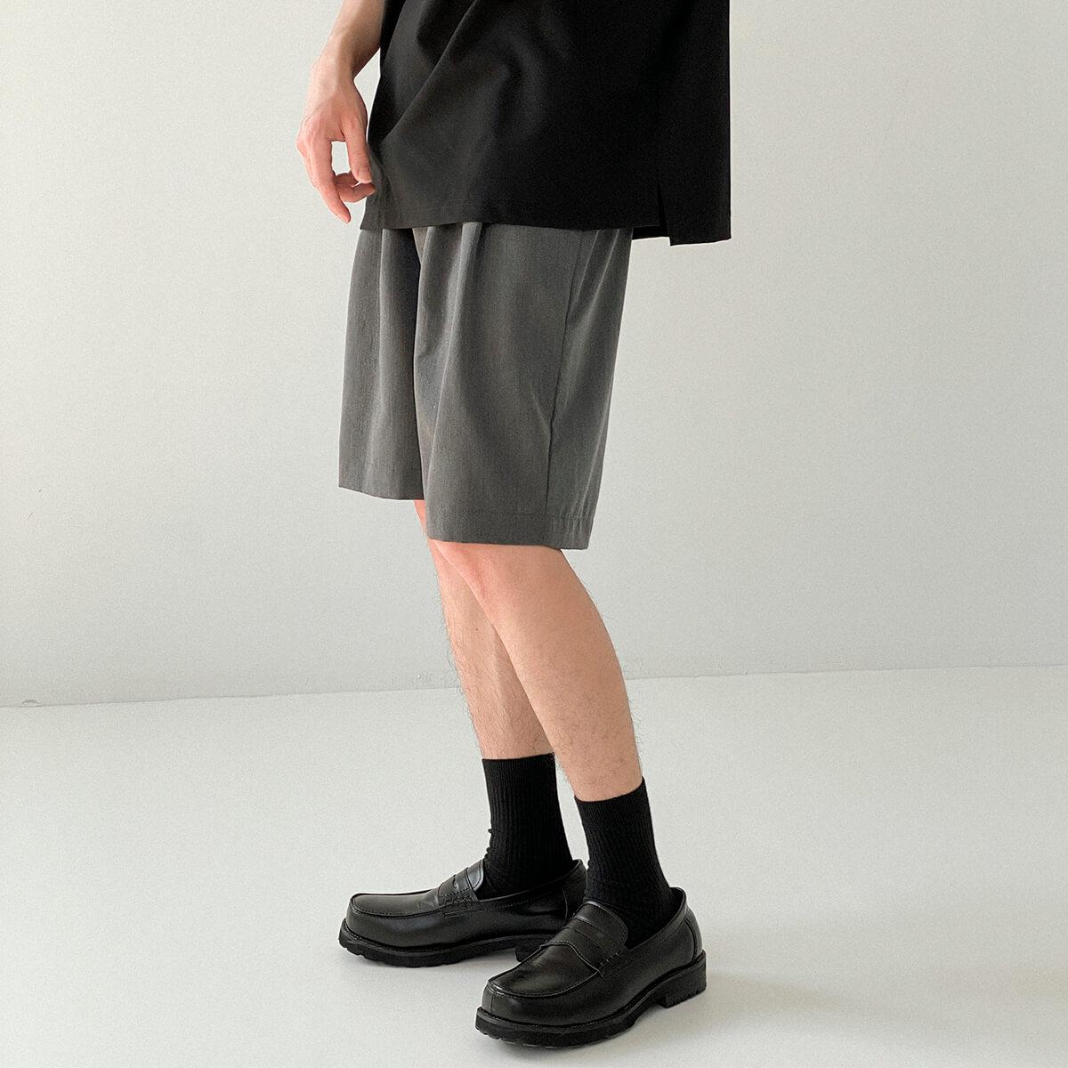 Шорты DAZO Studio Basic Draped Shorts (5)