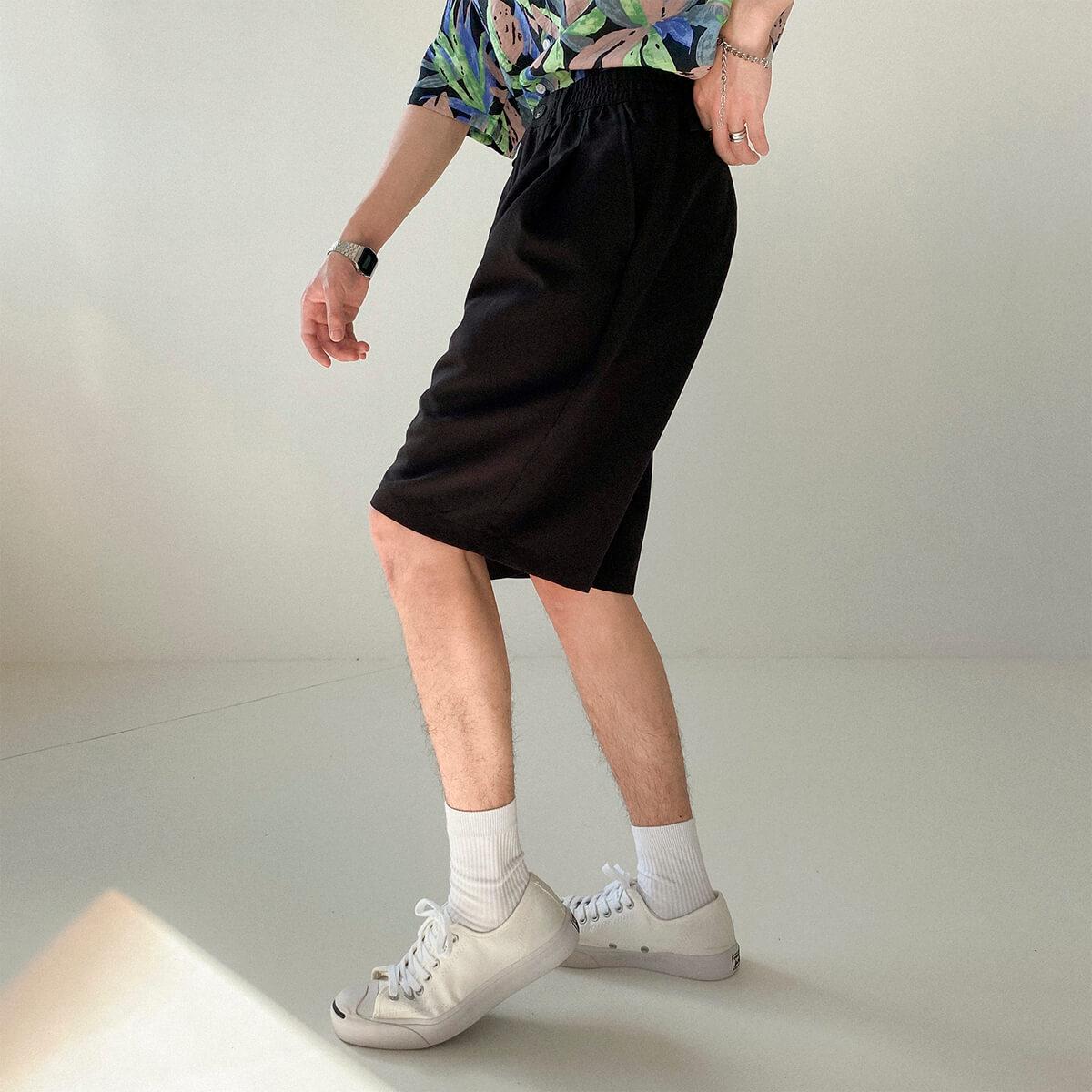 Шорты DAZO Studio Basic Draped Shorts (8)