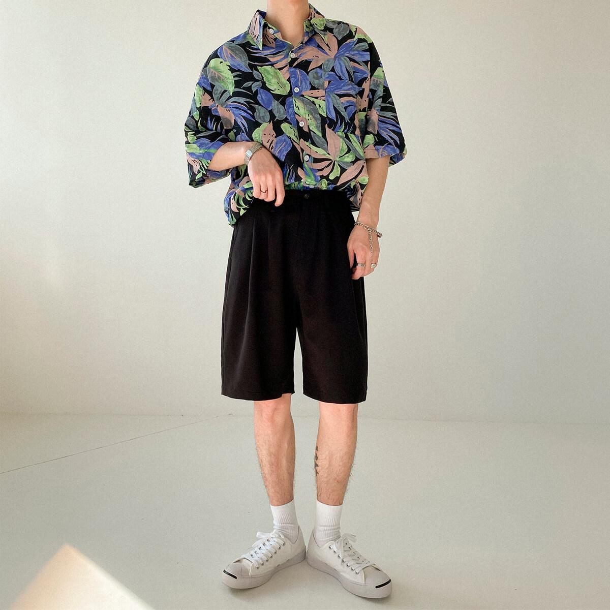 Шорты DAZO Studio Basic Draped Shorts (9)