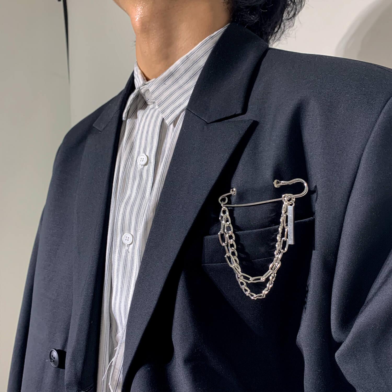 Блейзер GB Studio Blazer Pin Chain (2)