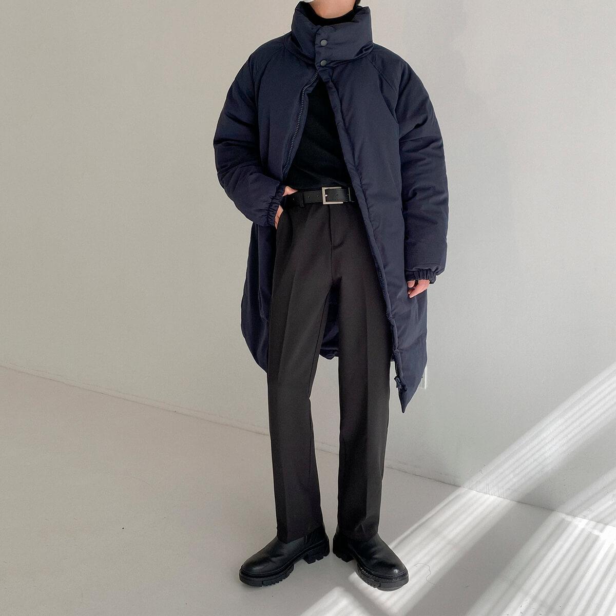 Пуховик DAZO Studio Padded Parka High Collar (1)