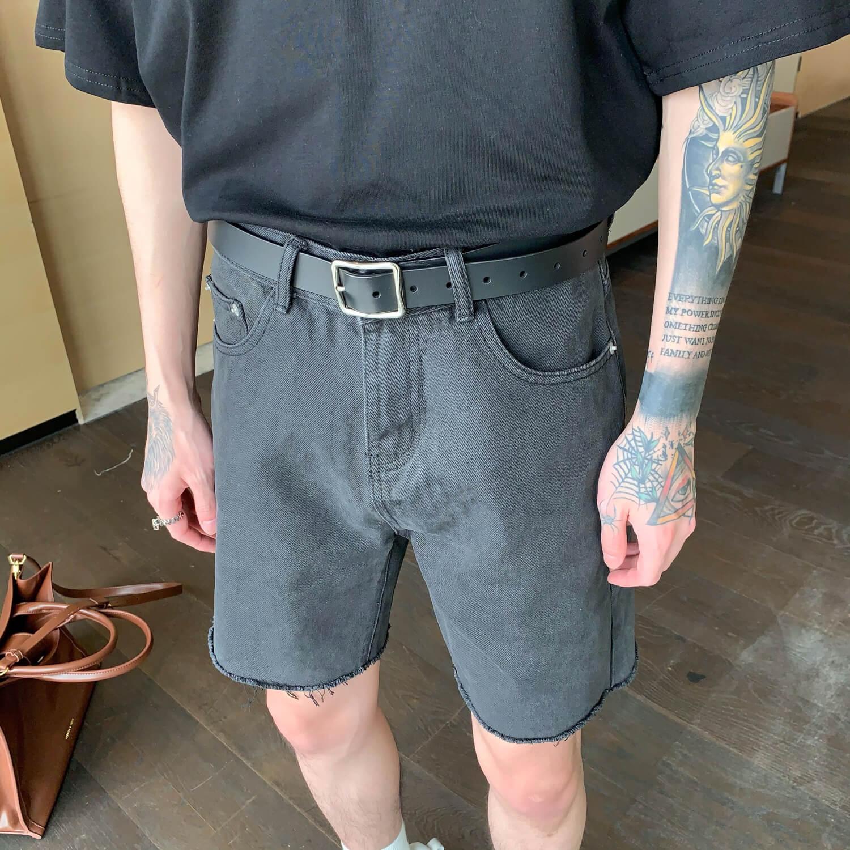 Шорты Cui Layout Studio Ripped Shorts (1)