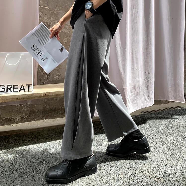 Брюки Attitude Studio Side Slit Designer Pants (1)