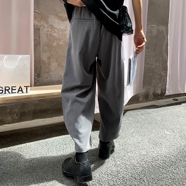 Брюки Attitude Studio Side Slit Designer Pants (3)